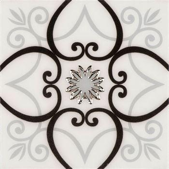RICCO NEGRO S02 Seramik Porselen Dekor