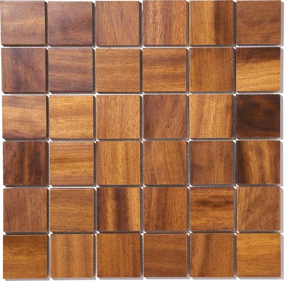 Afrikan Ahşap Mozaik T-4510 Mabula
