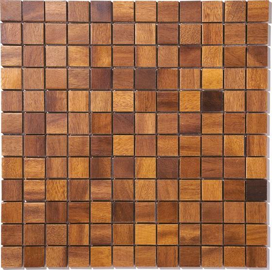 Afrikan Ahşap Mozaik T-4560 Efosa