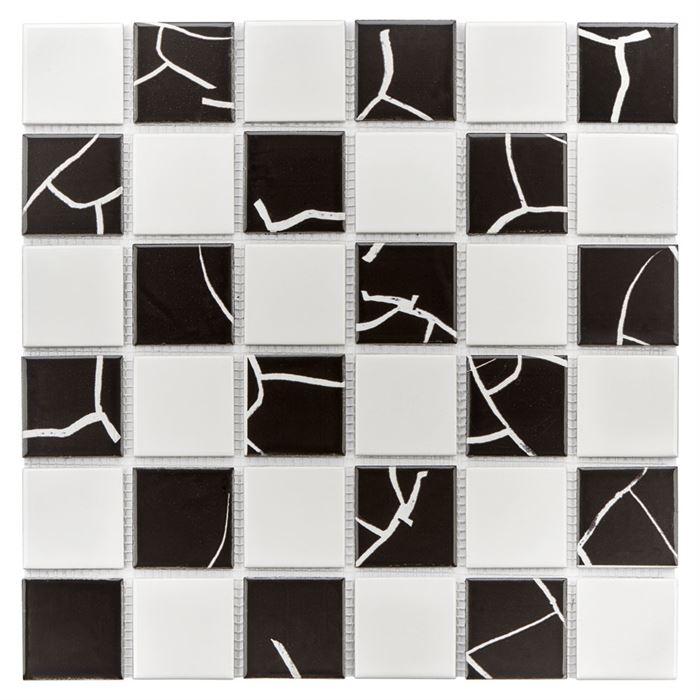 Dijital Porselen Mozaik PM50-K001 (50 mm)