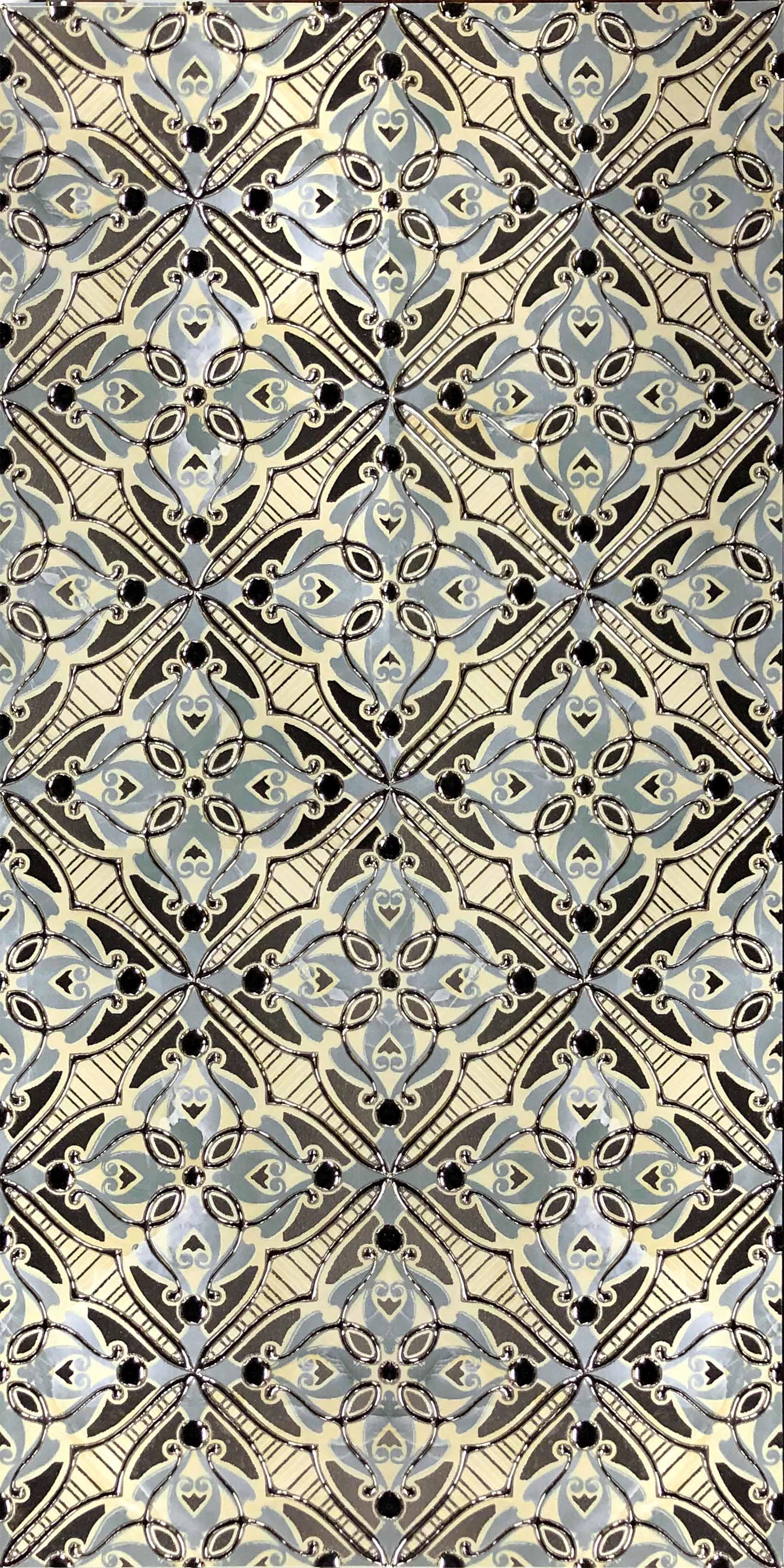 (EVELINA) Granit-Seramik Dekor BC-306098