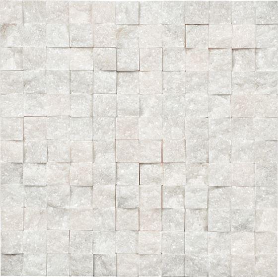 AKSF-9051 Doğal Taş Crystal White