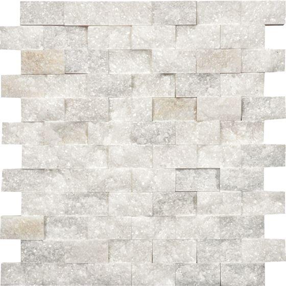 AKSF-9052 Doğal Taş Crystal White
