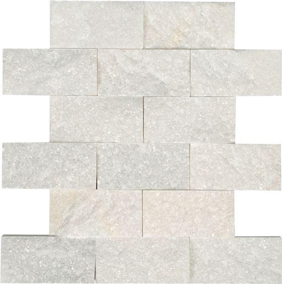 AKSF-9053 Doğal Taş Crystal White