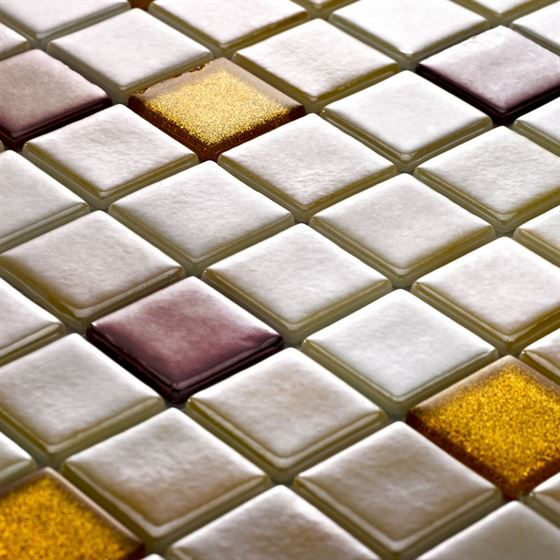 Millenium Simli Cam Mozaik / T-2281 Süphan