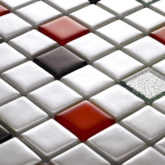 Millenium Simli Cam Mozaik / T-2291 Toros
