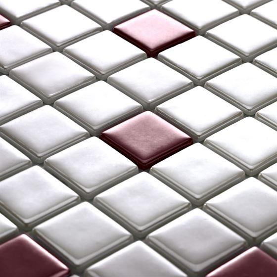 Millenium Simli Cam Mozaik / T-2292 Alara