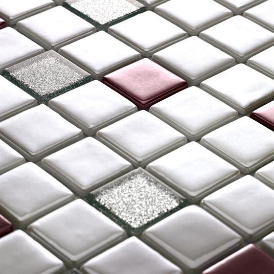 Millenium Simli Cam Mozaik / T-2293 Ilgar