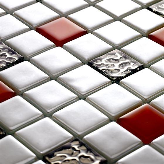 Millenium Simli Cam Mozaik / T-2295 Kaçkar