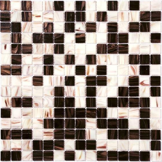 Retro Cam Mozaik / R-8850 Puce