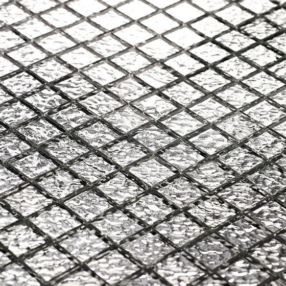 Retro Iridium Cam Mozaik / Silver
