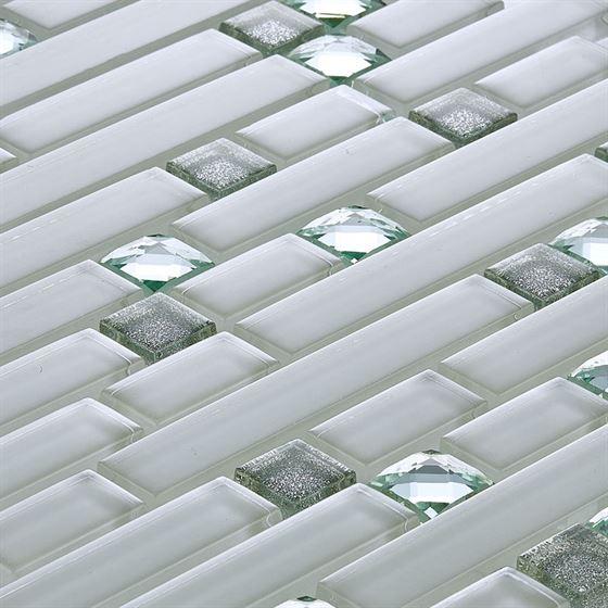 TENLight Kristal Cam Mozaik D-04 Elmas
