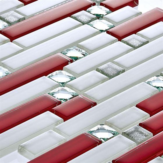 TENLight Kristal Cam Mozaik D-07 Yakut