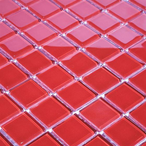 TENLight Kristal Cam Mozaik L-1185 Red
