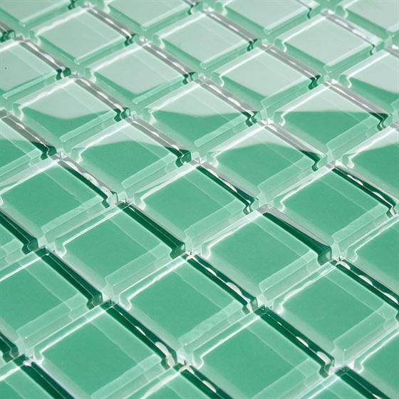 TENLight Kristal Cam Mozaik L-710 Blue Mint