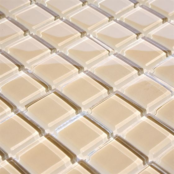 TENLight Kristal Cam Mozaik L-713 Beige Honey