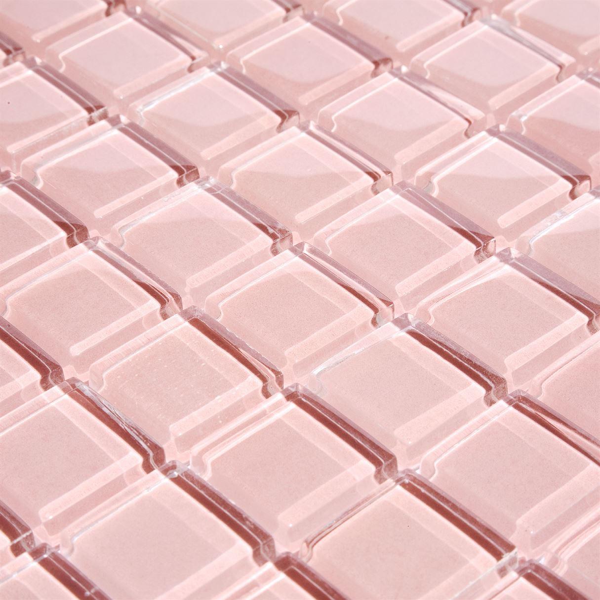 TENLight Kristal Cam Mozaik L-718 Pink Water