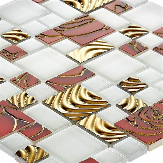 TENLight Kristal Seramik Mozaik S-689 Yıldız