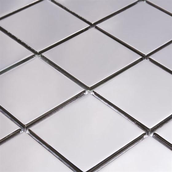 TENLight Metal / Inox Mozaik S-4100 Silver