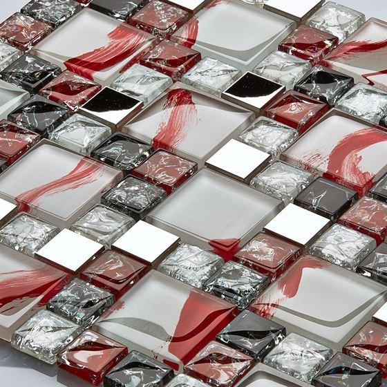 TENLight Metal-Kristal Mozaik K-4834 Petunya
