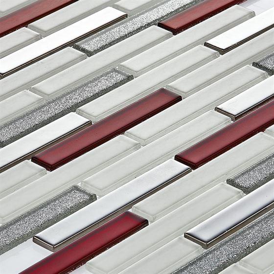 TENLight Metal-Kristal Mozaik L-1113 Rosa